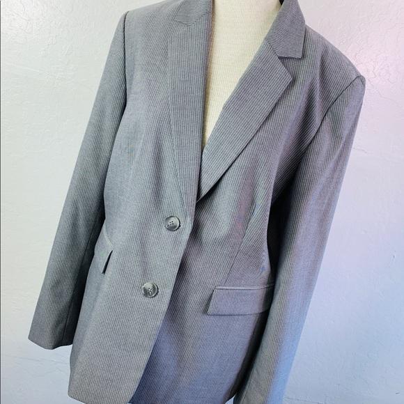 Tahari Jackets & Blazers - Tahari Pinstripe Blazer
